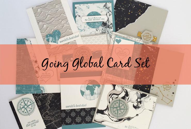 Going Global Card Set