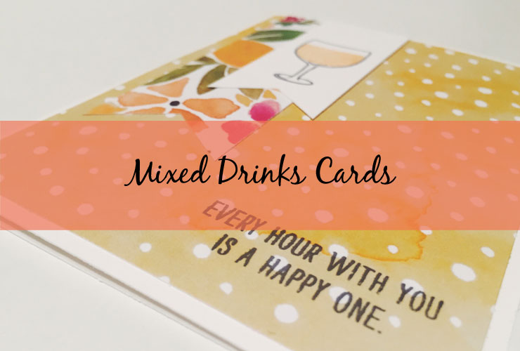 Mixed Drinks Cards