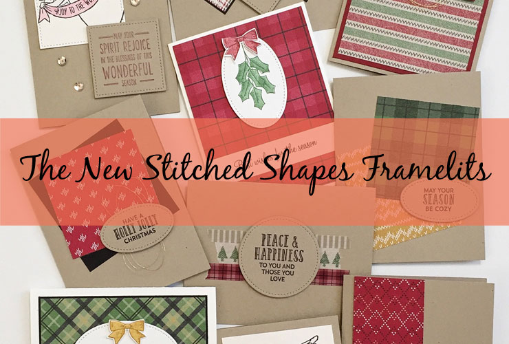 The NEW Stitched Shapes Framelits