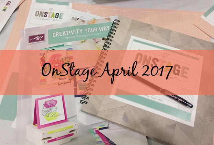 OnStage April 2017