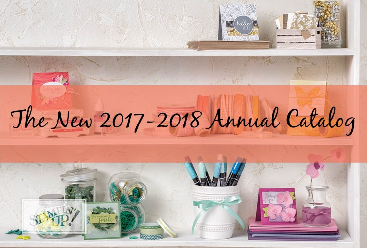The New 2017-2018 Annual Catalog!