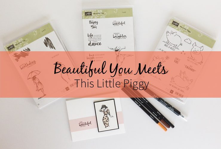 Beautiful You Meets This Little Piggy