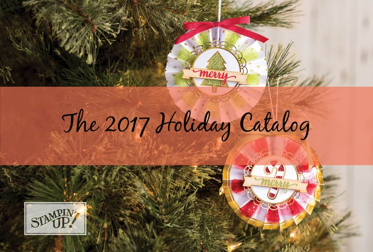 The New 2017 Holiday Catalog is Here!