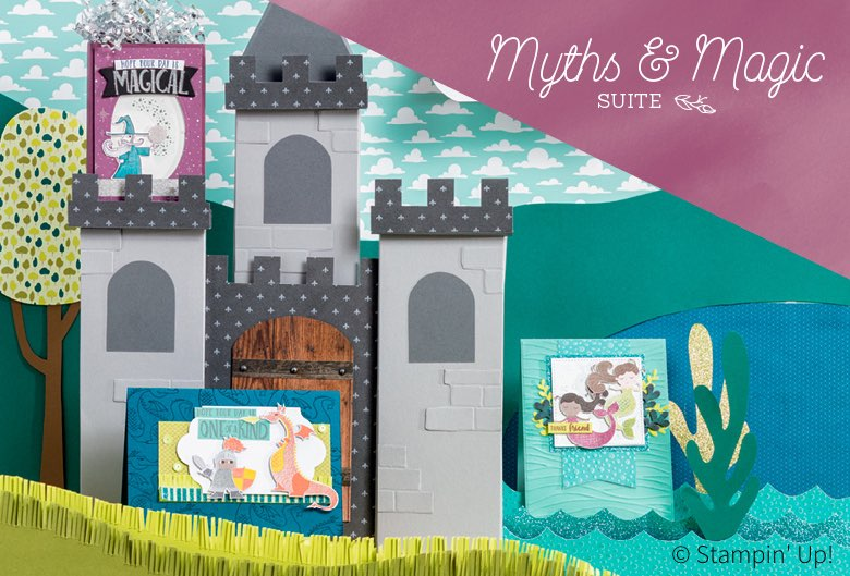 Myths and Magic Suite