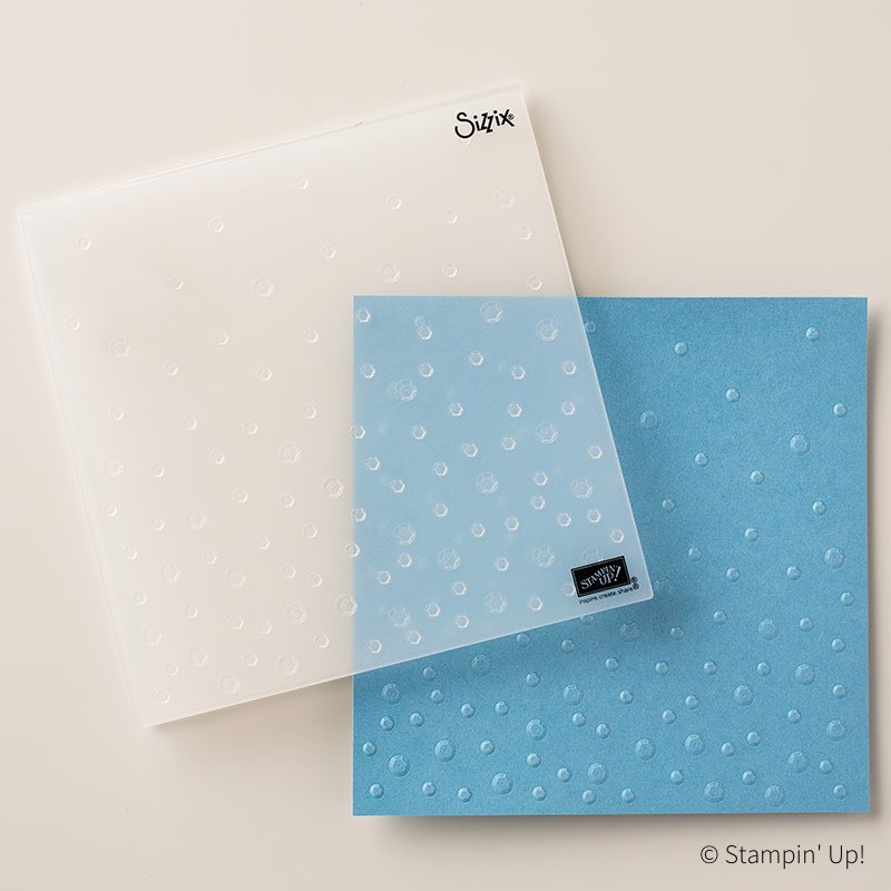 Scattered Sequins Dynamic TIEF by Stampin' Up!