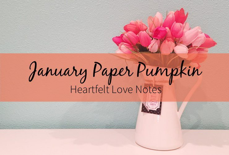 January 2018 Paper Pumpkin