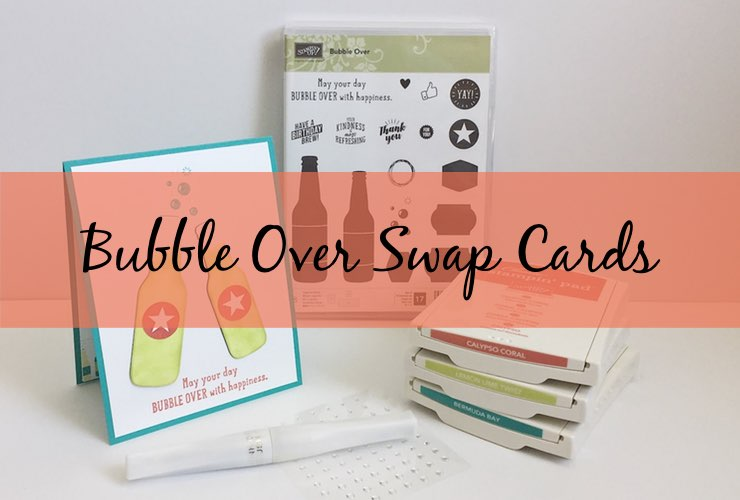 Bubble Over Swap Cards!