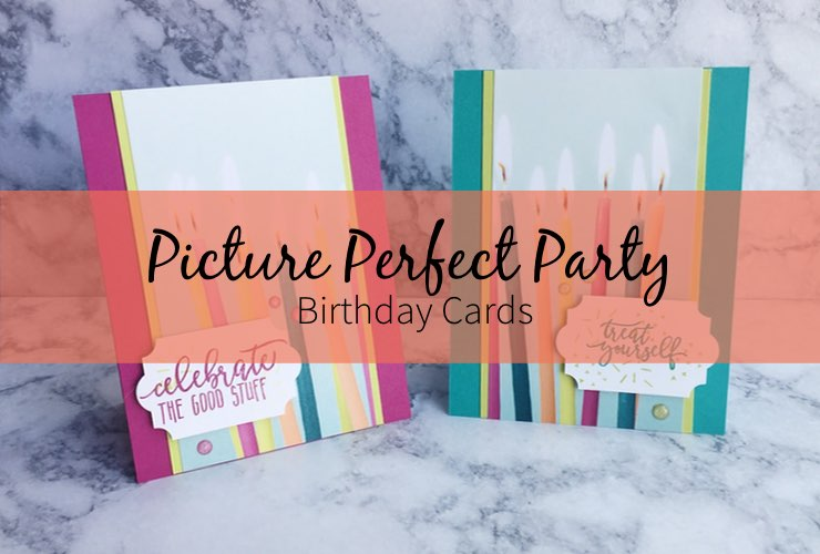 Picture Perfect Party Birthday Cards