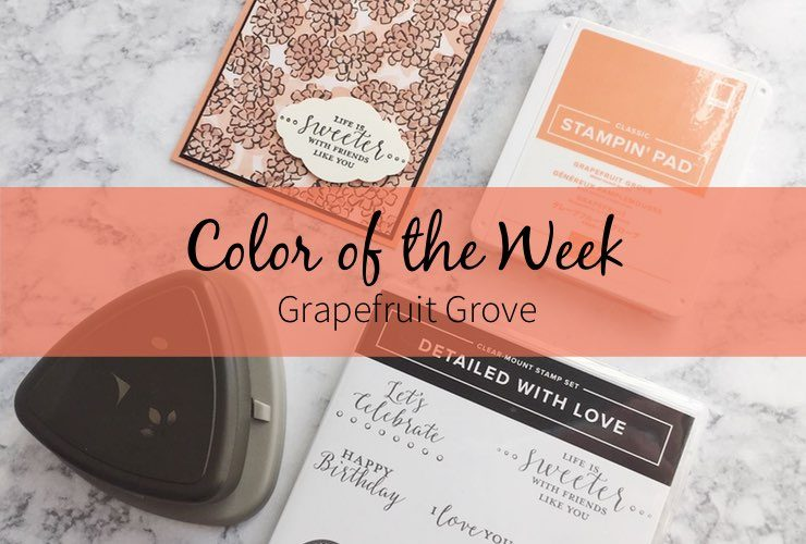 Color of the Week – Grapefruit Grove