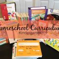 Homeschool Curriculum - Kindergarten – Click through to see what we are planning on using for this kindergarten school year. | www.mackenziemakes.com