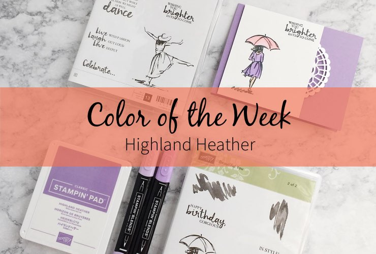 Color of the Week – Highland Heather