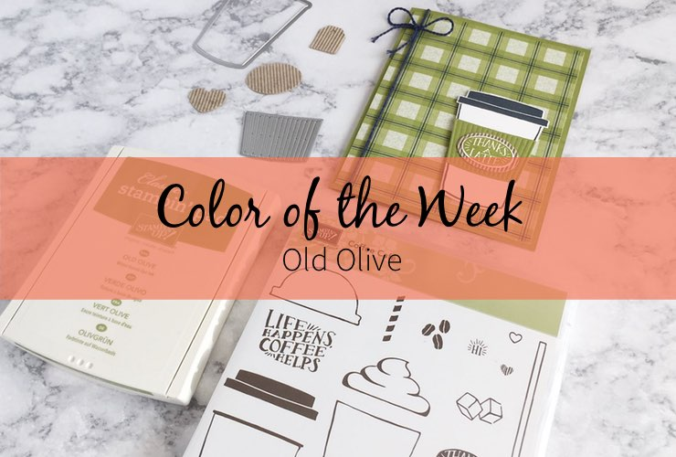 Color of the Week – Old Olive