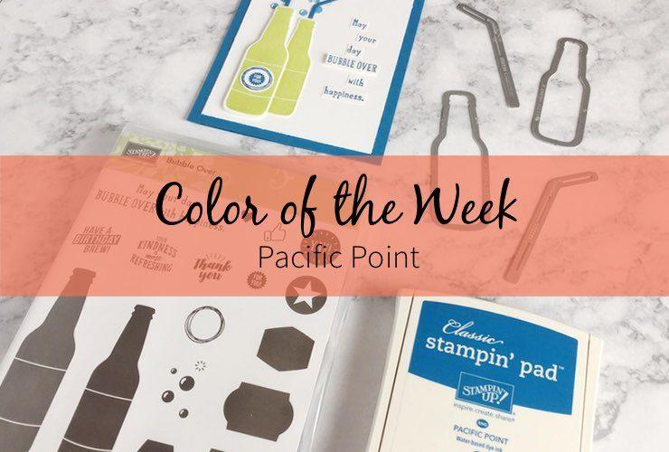 Color of the Week – Pacific Point