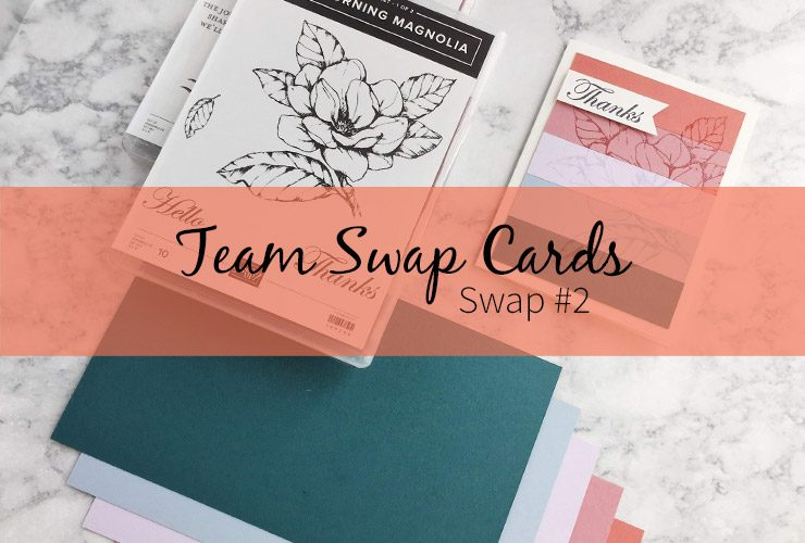 Team Swap Cards – Swap #2