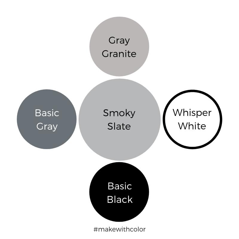 Color Comparison Smoky Slate