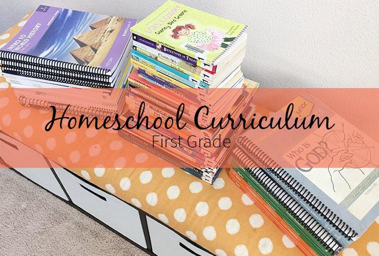 Homeschool Curriculum – First Grade