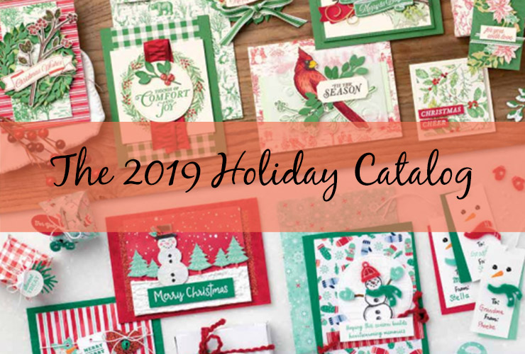The 2019 Holiday Catalog!