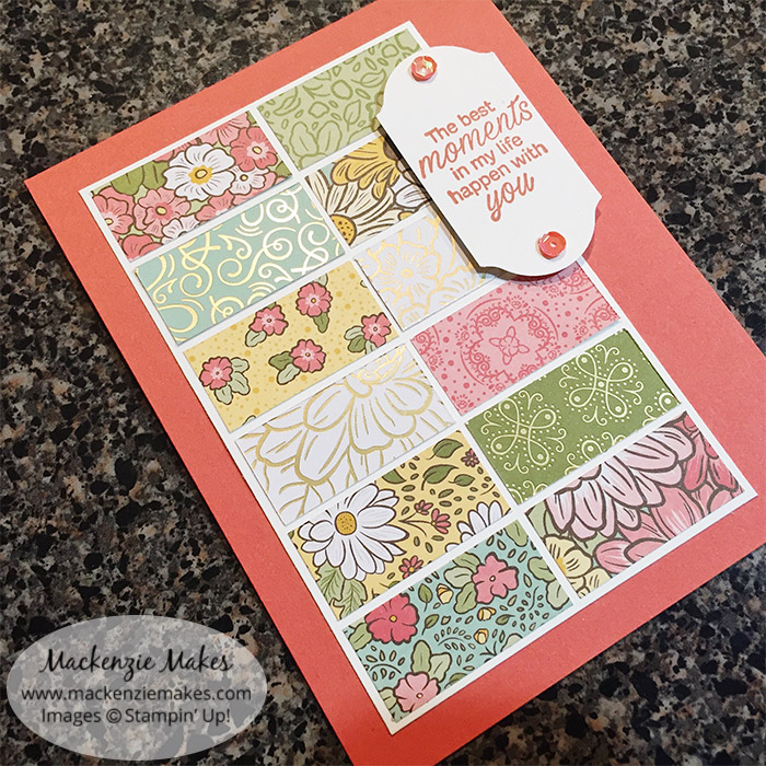 Team Make and Takes – Click through to see the make and take cards from a recent team event.   #mackenziemakes #stampinup   www.mackenziemakes.com
