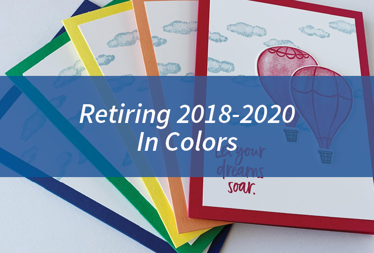 Retiring 2018-2020 In Colors