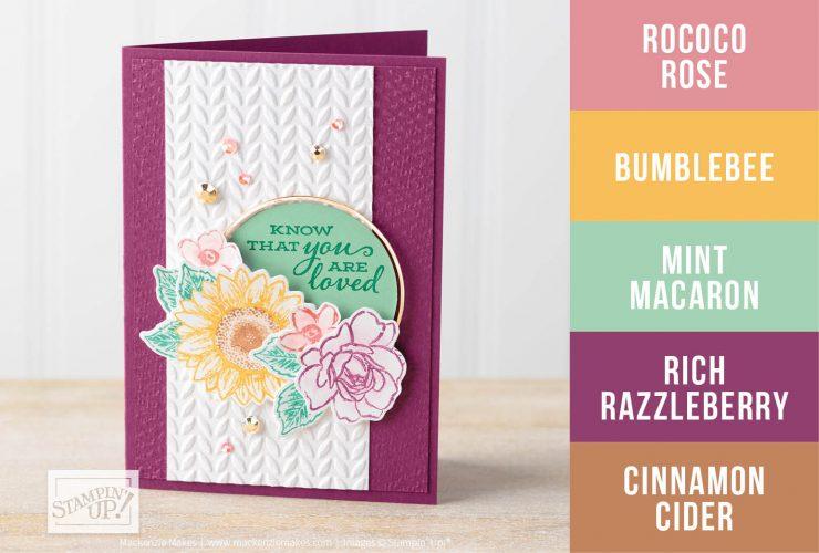 Celebarte Sunflowers Card