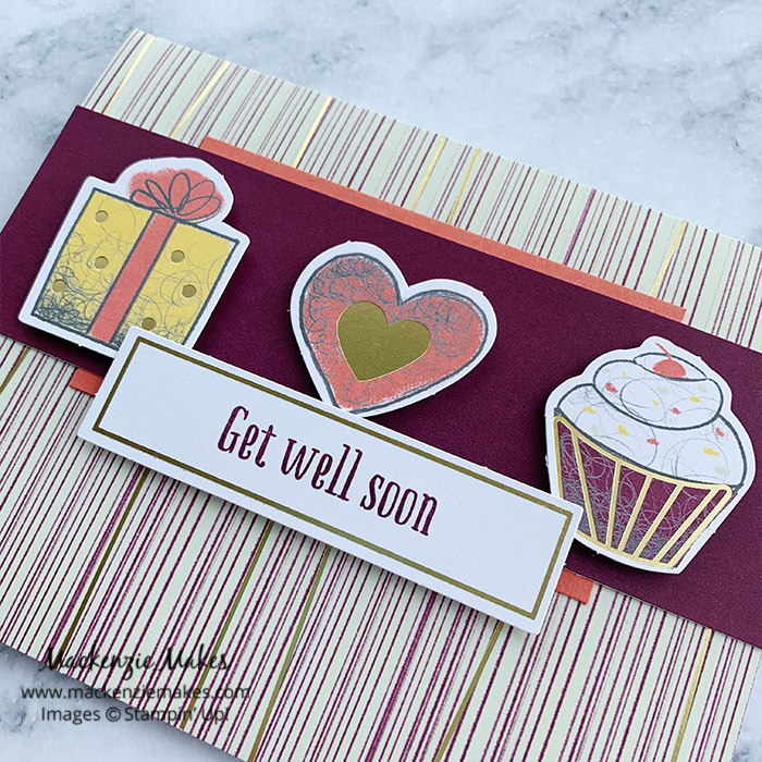 December 2020 Paper Pumpkin: Beary Comforting – Click through to see some alternate paper projects featuring the December 2020 Paper Pumpkin kit! | #mackenziemakes #stampinup | www.mackenziemakes.com