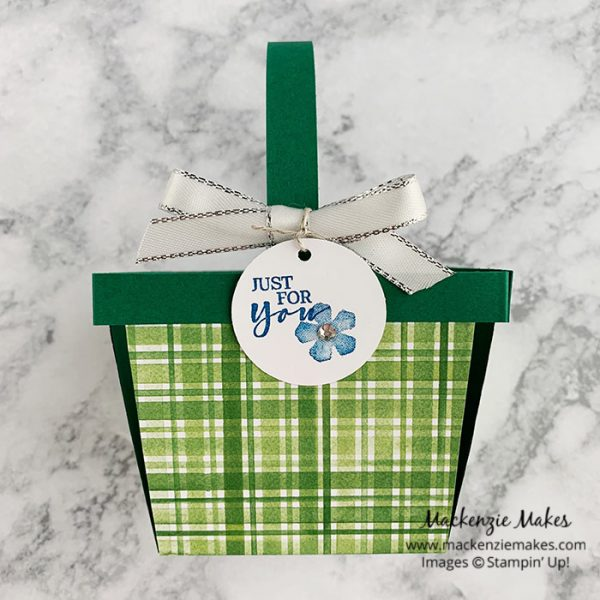 Berry Basket Template and Tutorial