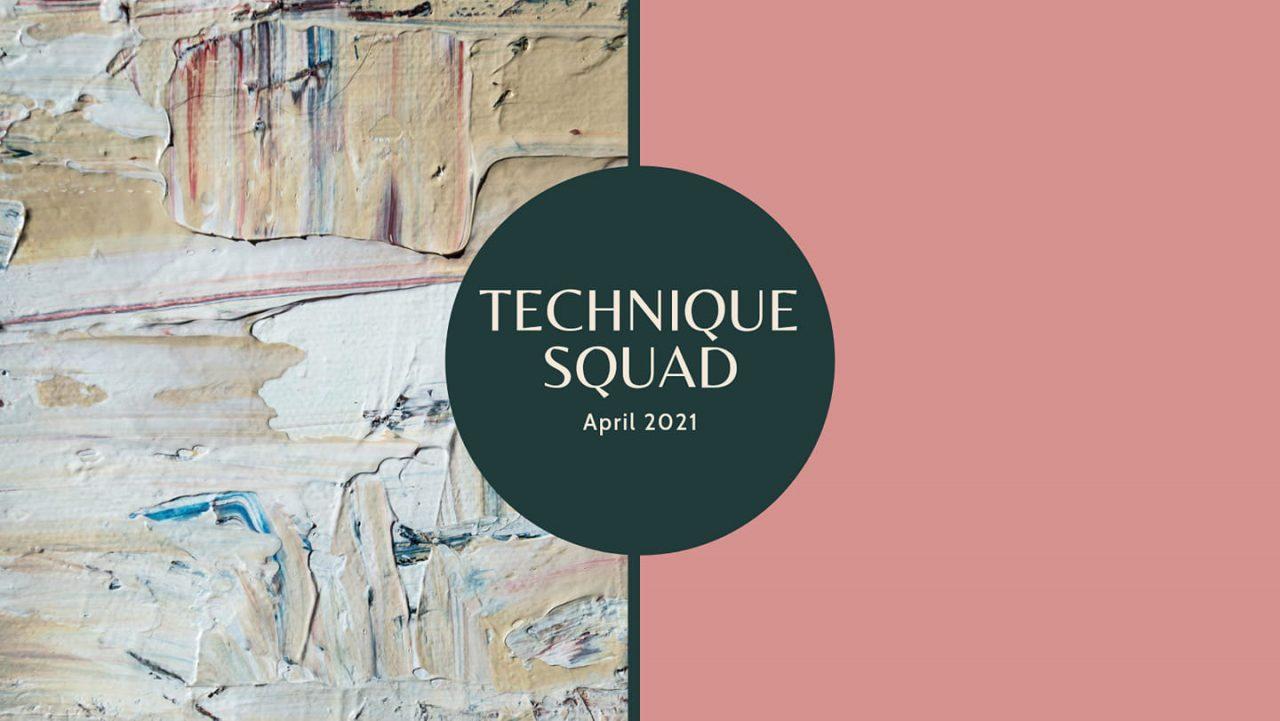 Technique Squad Blog Hop April2021