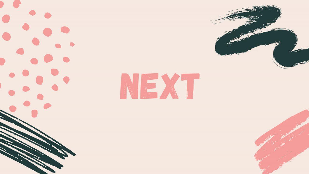 Blog Hop Next
