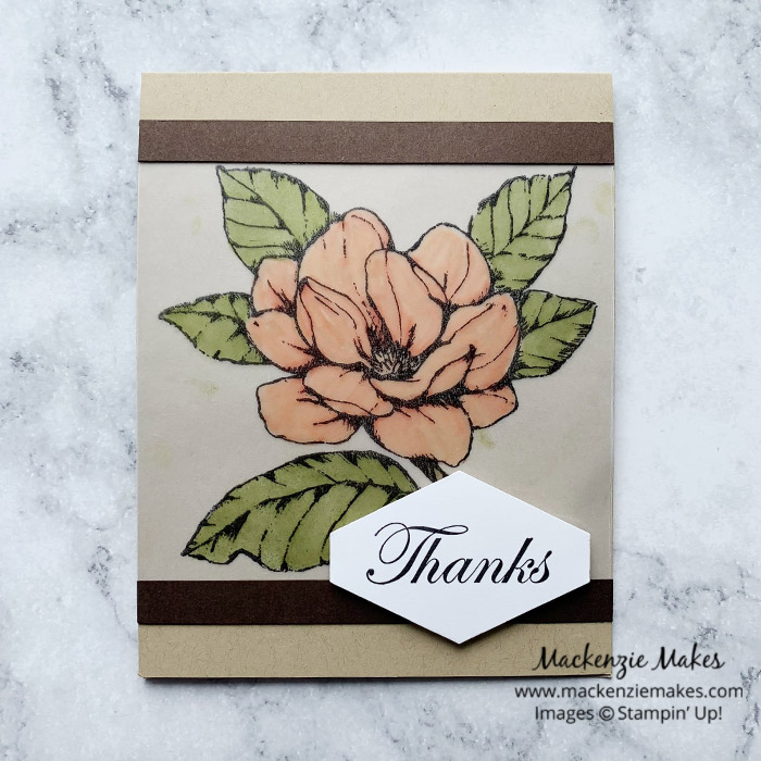 April 2021 Technique Squad Blog Hop - Stained Glass Technique – Learn how to make a card featuring the Stained Glass Technique. | #mackenziemakes #stampinup | www.mackenziemakes.com