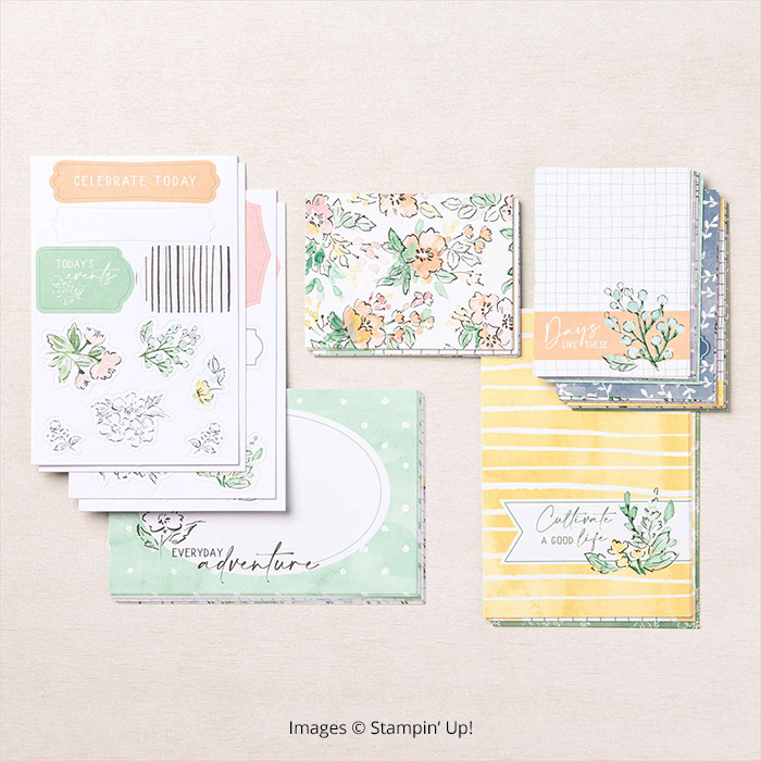 Hand Penned Memories and More Card Pack