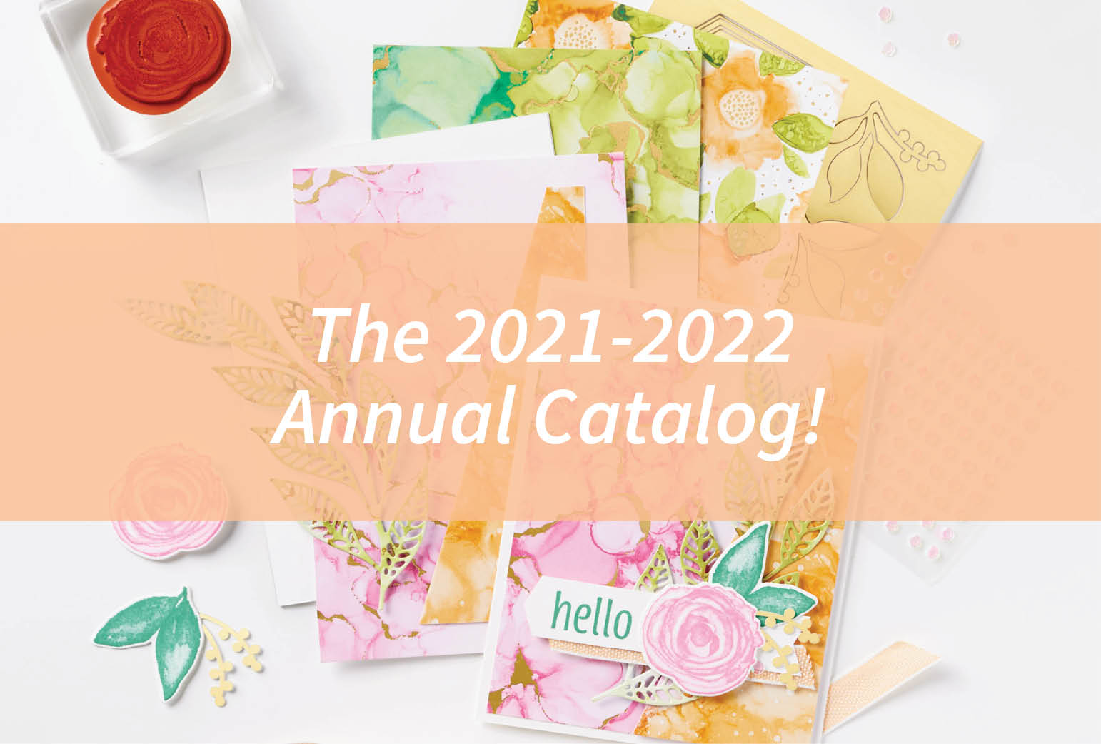 The 2021-2022 Annual Catalog!